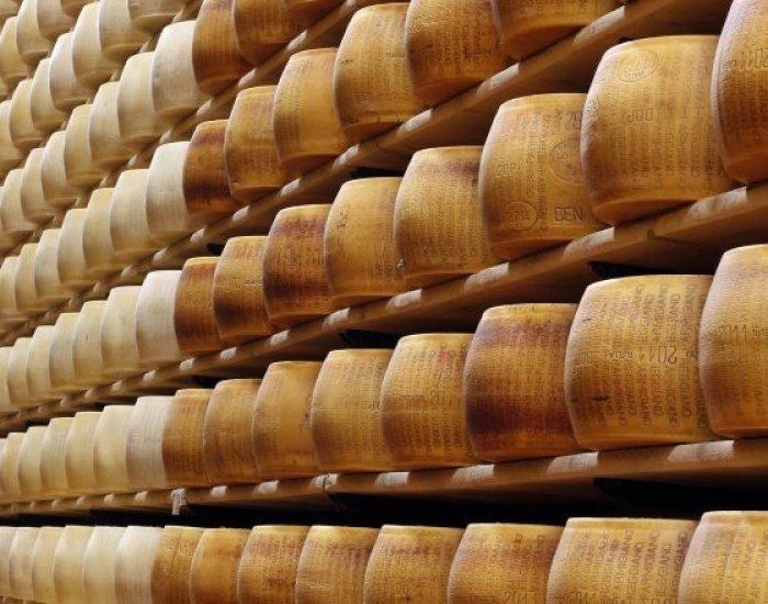 Итальянский банк, в котором кредитной валютой стал сыр