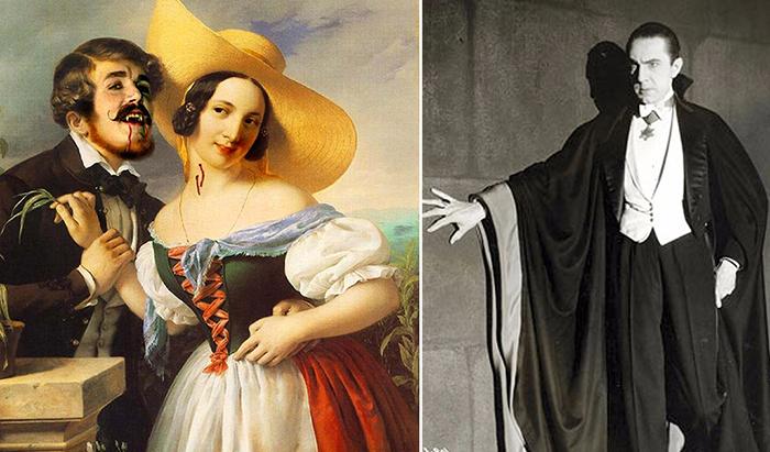 Как избавлялись от вампиров в XIX веке