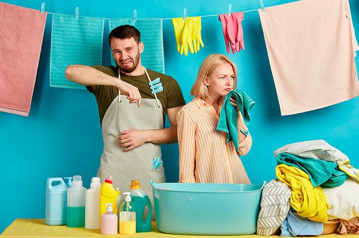 Лучшие методы удаления запаха с одежды