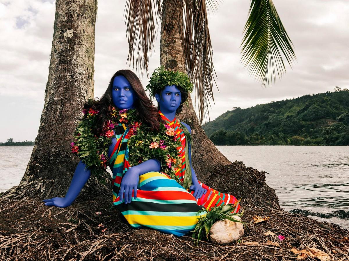 «Маху» — третий пол острова Таити