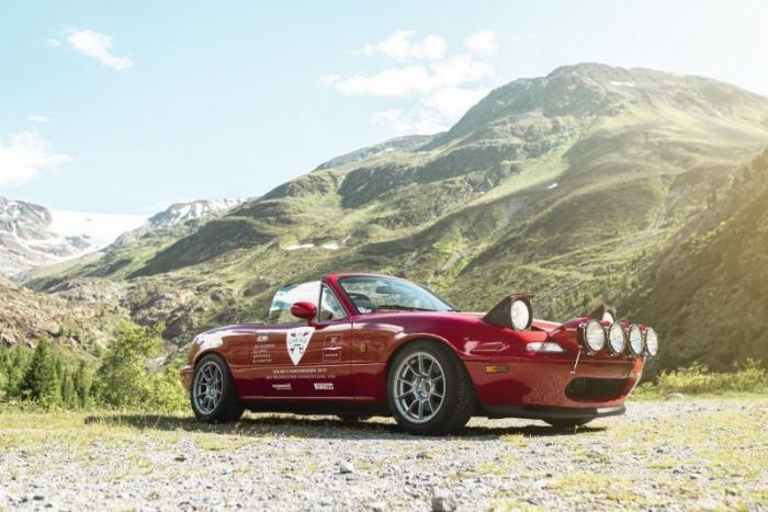Mazda MX-5 установила мировой рекорд
