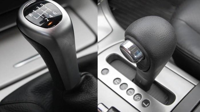 Недостатки автомобиля с автоматической коробкой передач