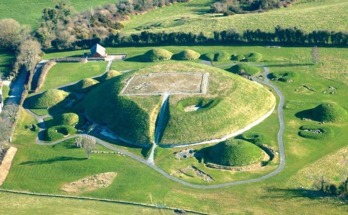 Неразгаданные тайны древних сооружений