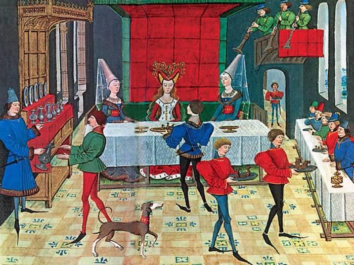 Обратная сторона жизни в замках Средневековья