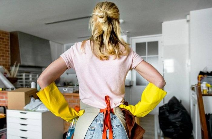 Полезные секреты правильной уборки квартиры