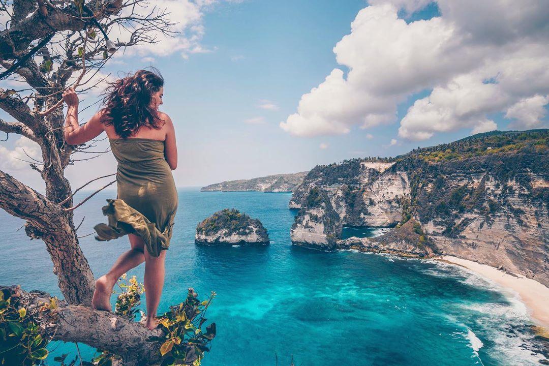 Природные пейзажи и путешествия на снимках Грега Кента