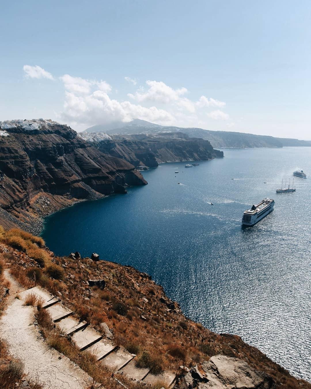 Путешествия и приключения на снимках Агостины Шеноне