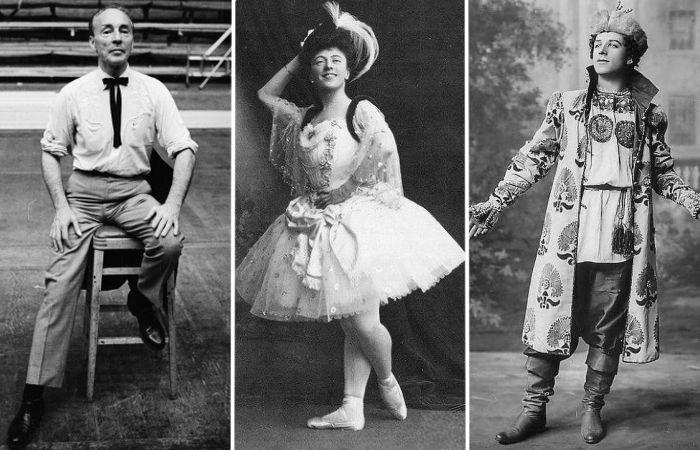 Русские хореографы, обеспечившие триумф русского балета за рубежом