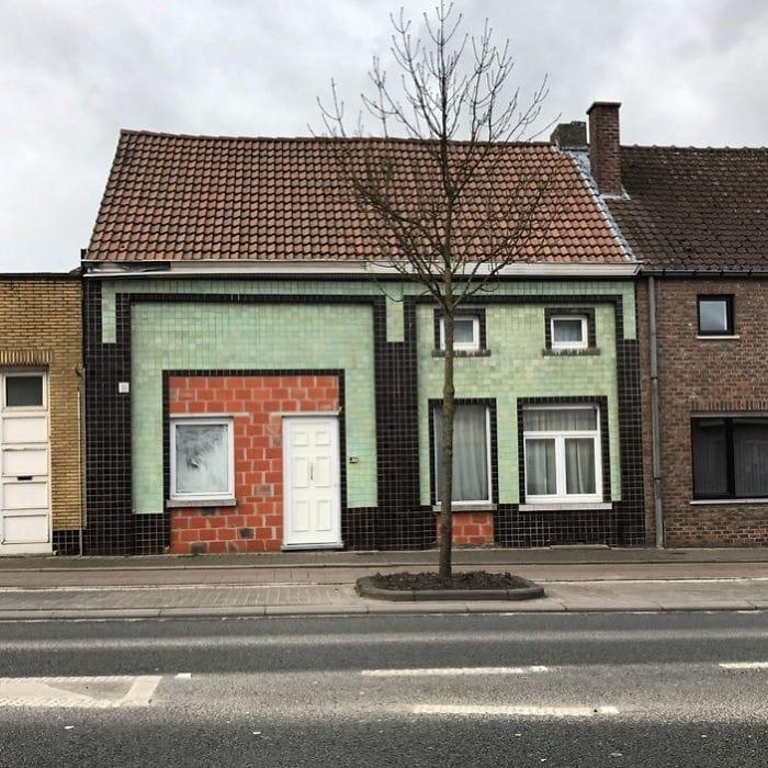 Самые странные и бестолковые дома в Бельгии
