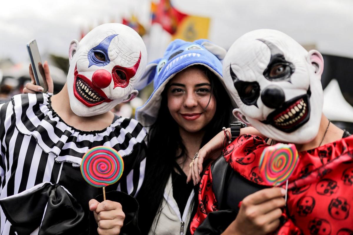 Яркое мероприятие SOFA 2019 в Боготе