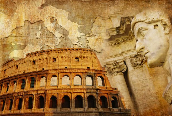 Довольно занимательные факты о древнем Риме