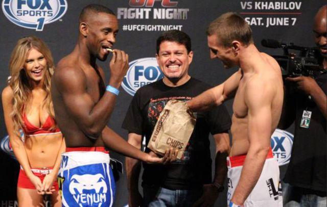Ив Эдвардс — самый добрый боец в истории UFC