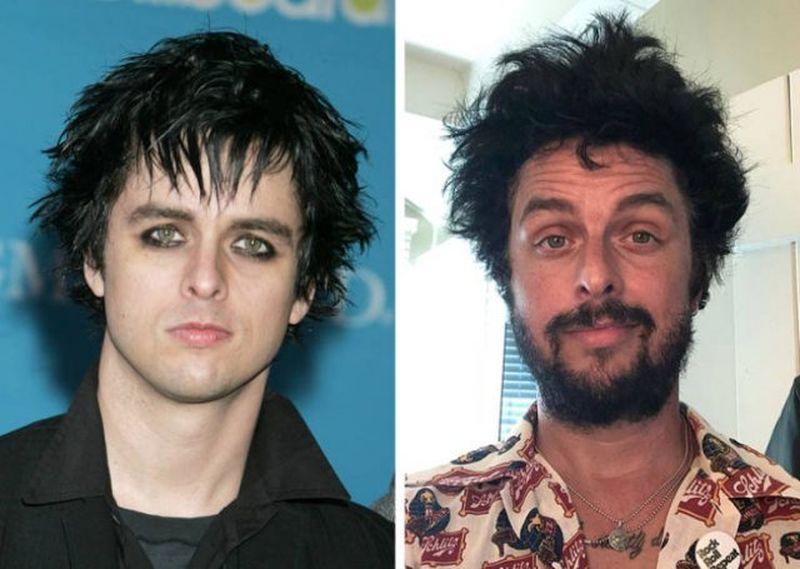 Как с возрастом изменились западные рок-певцы