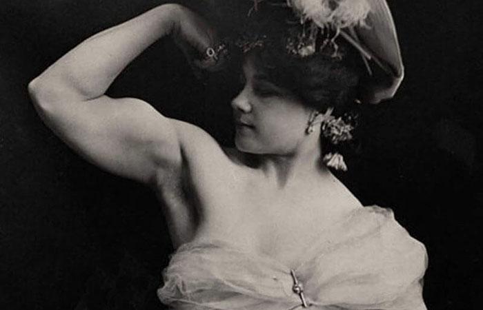 Как выглядели женщины-бодибилдеры прошлого века
