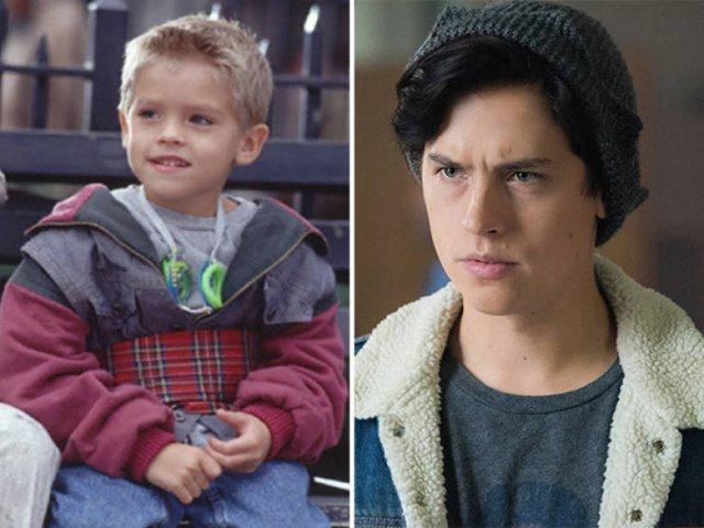 Зарубежные дети-актёры тогда и сейчас