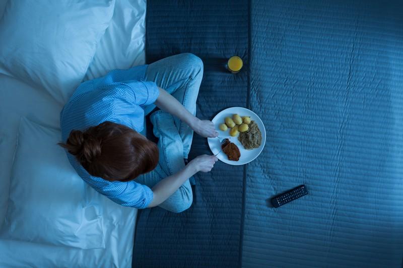 Какие продукты можно есть на ночь