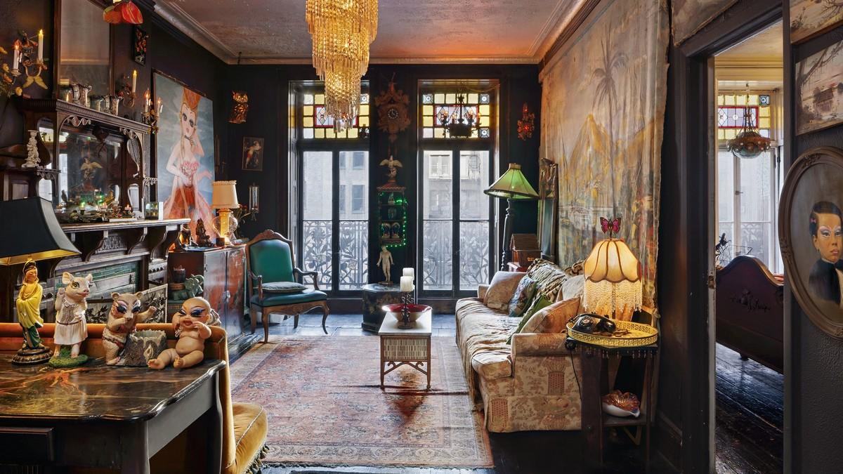 Легендарный отель «Челси» в Нью-Йорке, где тусовалась богема