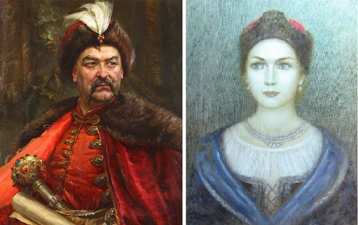 Любовь Богдана Хмельницкого сыграла знаковую роль в ходе истории