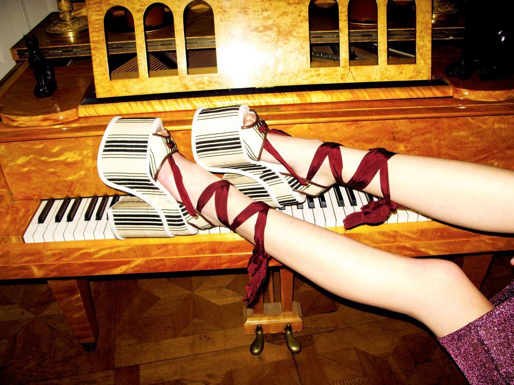Мир моды и гламура на снимках Кейт Белм