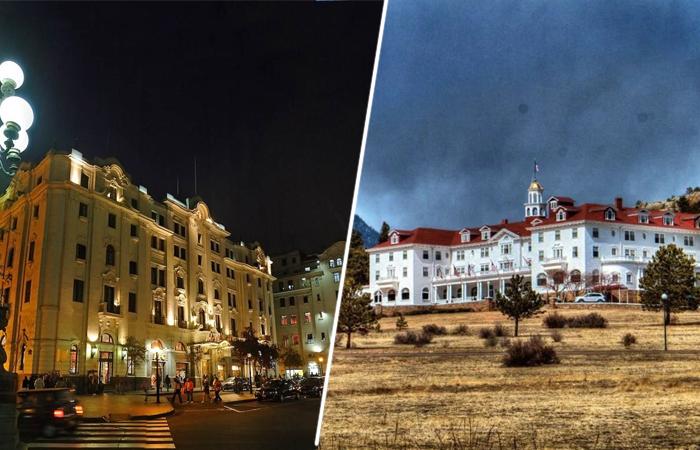 Мистические отели, где можно переночевать с привидениями