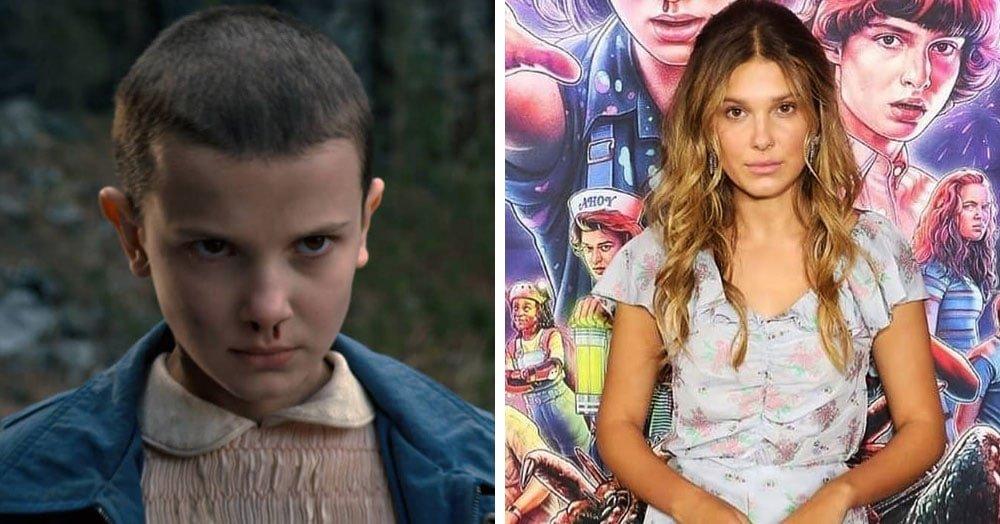 Повзрослевшие дети-актеры из известных сериалов