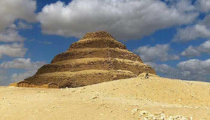 Тайны самой древней египетской пирамиды