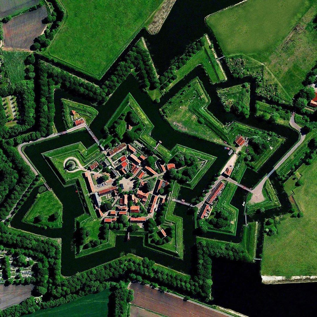 Удивительные фотографии Земли, сделанные со спутников