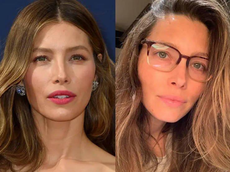 Западные знаменитости, которые не побоялись показать себя без макияжа