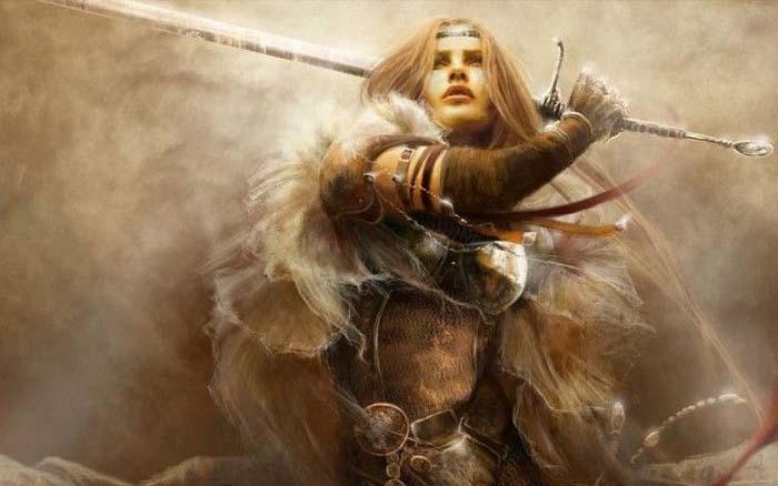 Чем запомнились в истории женщины-воительницы