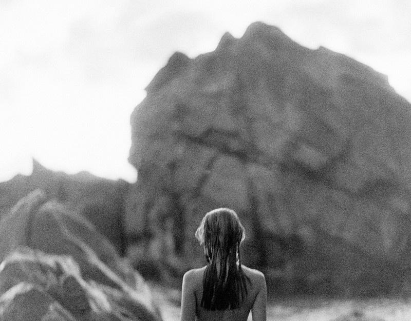 Черно-белая «Ню» фотография от Антуана Вергла