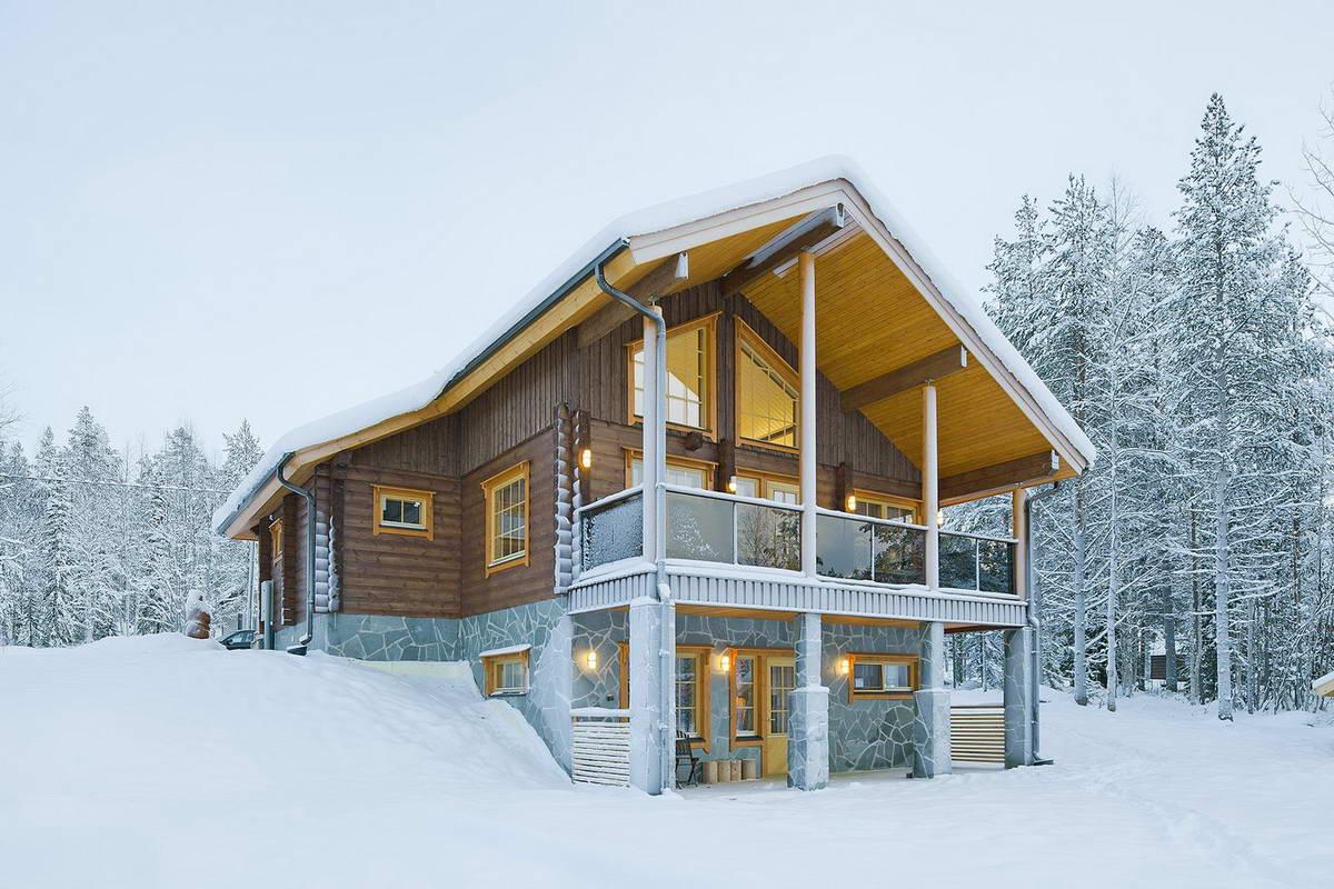 Дом для семьи в Финляндии