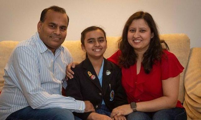 Фрейя Манготра — 10-летняя девочка с очень высоким IQ