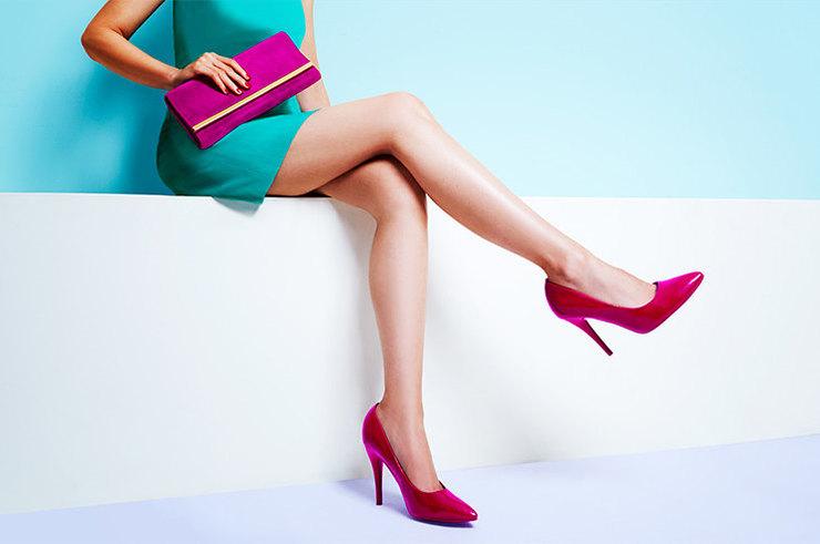 Как правильно носить обувь на каблуках, чтобы ноги не болели