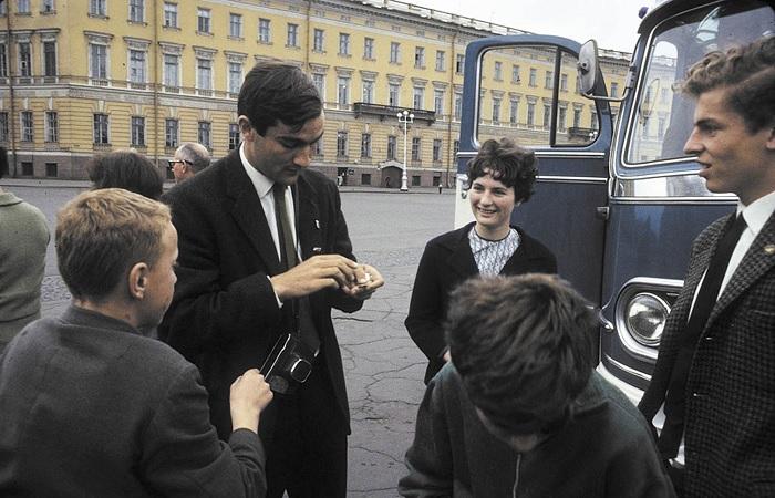 Как привлекали туристов в Стране Советов