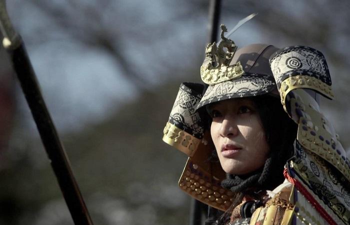 Как сражались японские женщины-самураи
