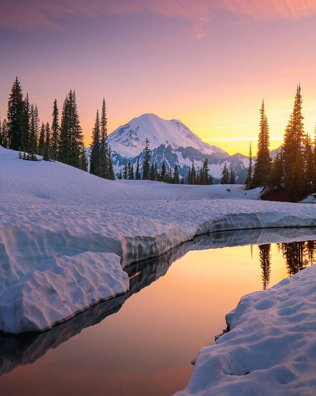 Красоты природы на снимках Бена Марара