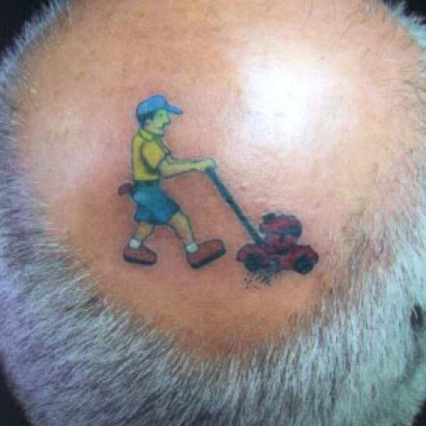 Креативные татуировки, которые несут в себе смысл