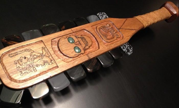 Макуауитль — смертоносное оружие древних ацтеков