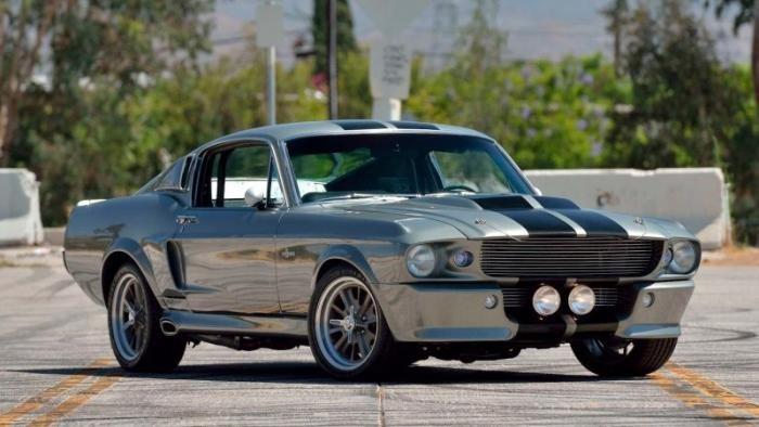 Mustang Eleanor из фильма «Угнать за 60 секунд» будет продан на аукционе
