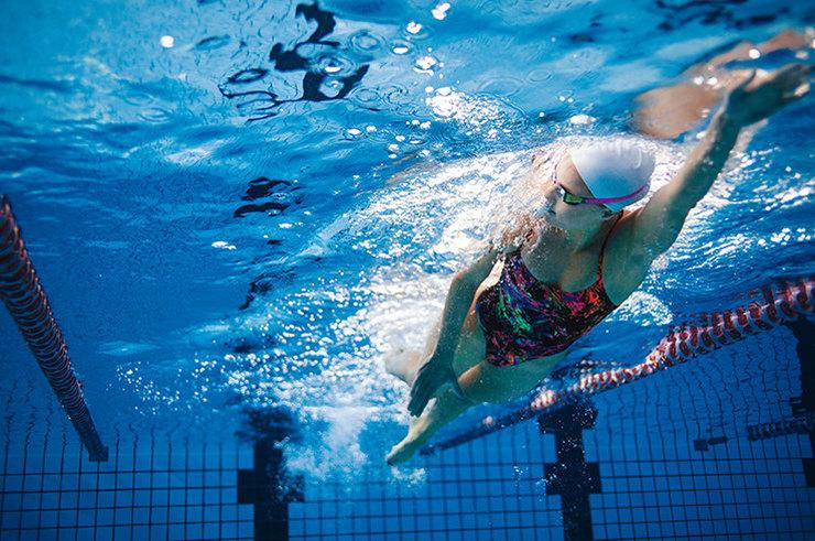 Плавание на службе здоровью и фигуре