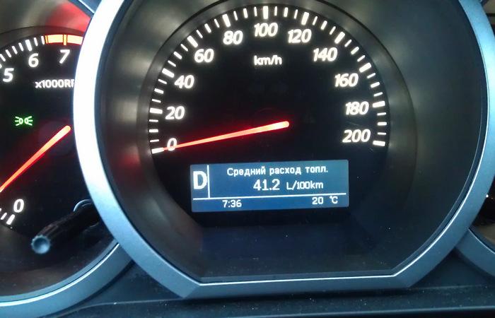 При какой скорости автомобиля расход топлива будет минимальным