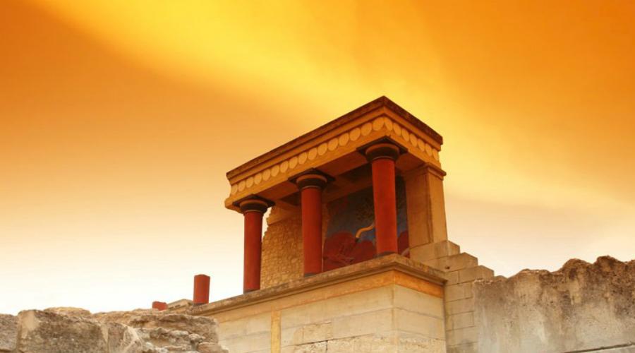 Развитая цивилизация древнего мира, которая резко исчезла
