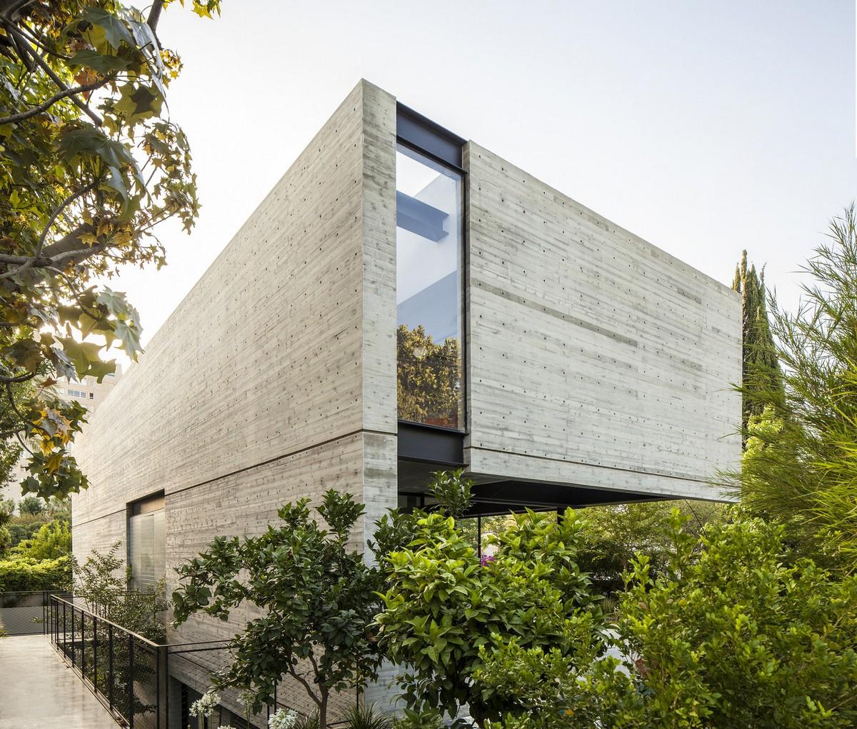 Современный особняк в Израиле