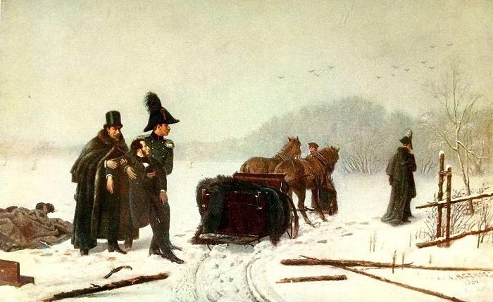 Связана ли смерть Пушкина с императором Николаем I