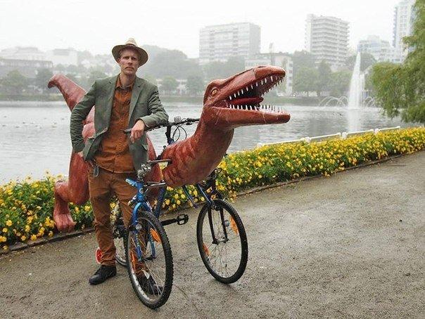 Вело-цераптор — динозавры не вымерли