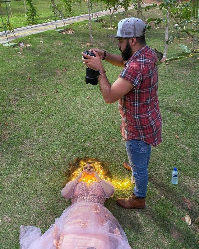 Бразильский фотограф показал, как делаются эффектные снимки с моделями
