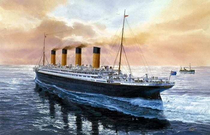 Что известно о русских, которые были на «Титанике»