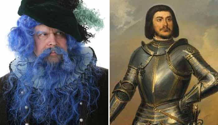 История маршала Франции, который превратился в Синюю Бороду