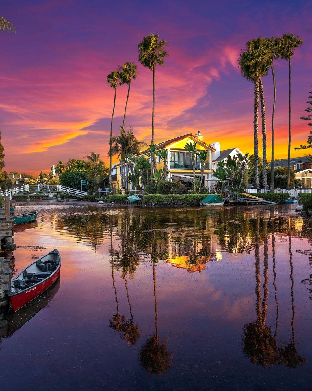 Красочные городские пейзажи от Нейта Кэрролла