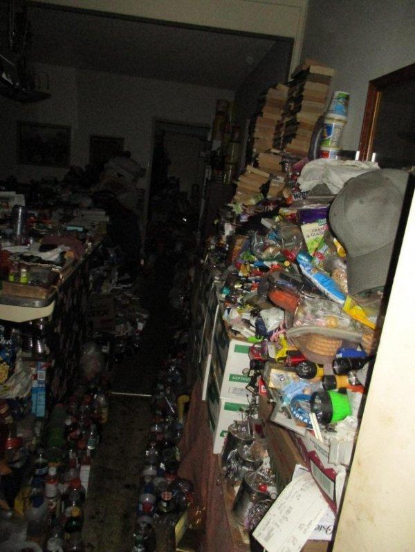 Квартира американского «Плюшкина» в Лос-Анджелесе